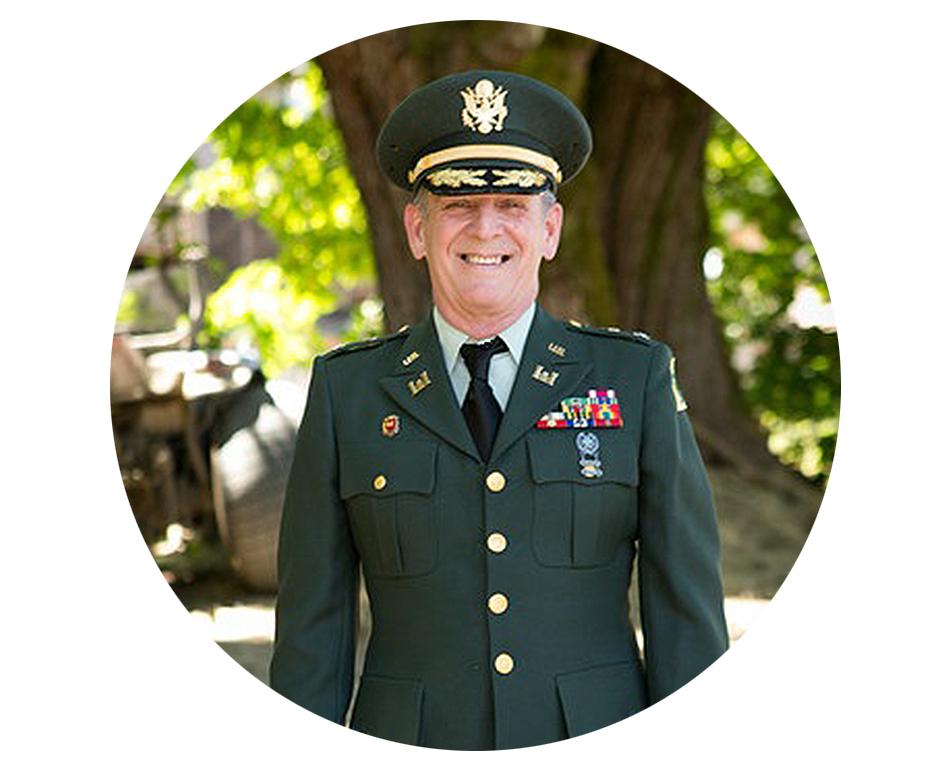 Col. Scott Dilly (Ret.)
