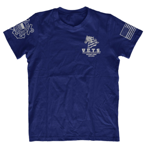 Coast Guard Shirt Front