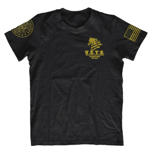 Army Support Shirt Front
